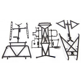 Axial Roll Cage SCX10 II 6x6 AXI230005