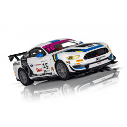 Scalextric Voiture Ford Mustang GT4 British GT 2019 Standard C4173