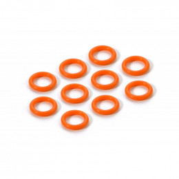 Xray Joints Torique Silicone 6x1.55mm (x10) 971061