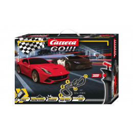 Carrera GO!!! Circuit Speed 'n Chase 62534