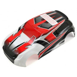 LaTrax Carrosserie Rally rouge 7515