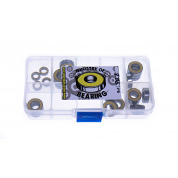 MOB Kit roulements complet Axial SCX10 II